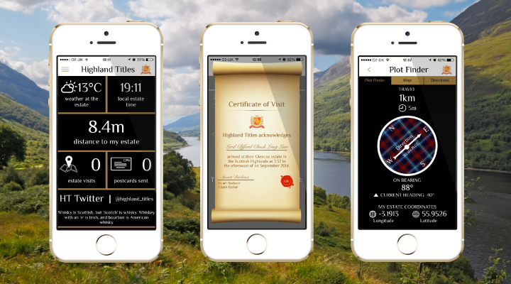 Scottish Estate Manager App